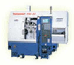 CNC 2 Spindles 2 Slide Precision Lathe